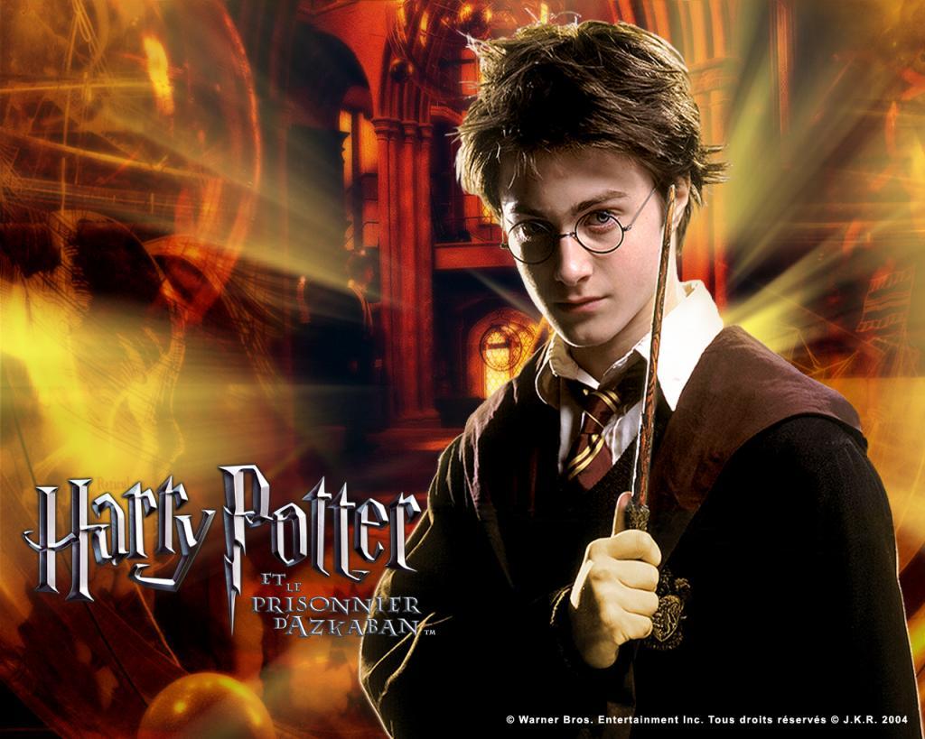Wallpaper Prisonnier Azkaban Harry Potter
