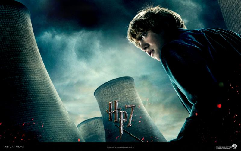 Wallpaper Harry Potter Ron Rupert Grint