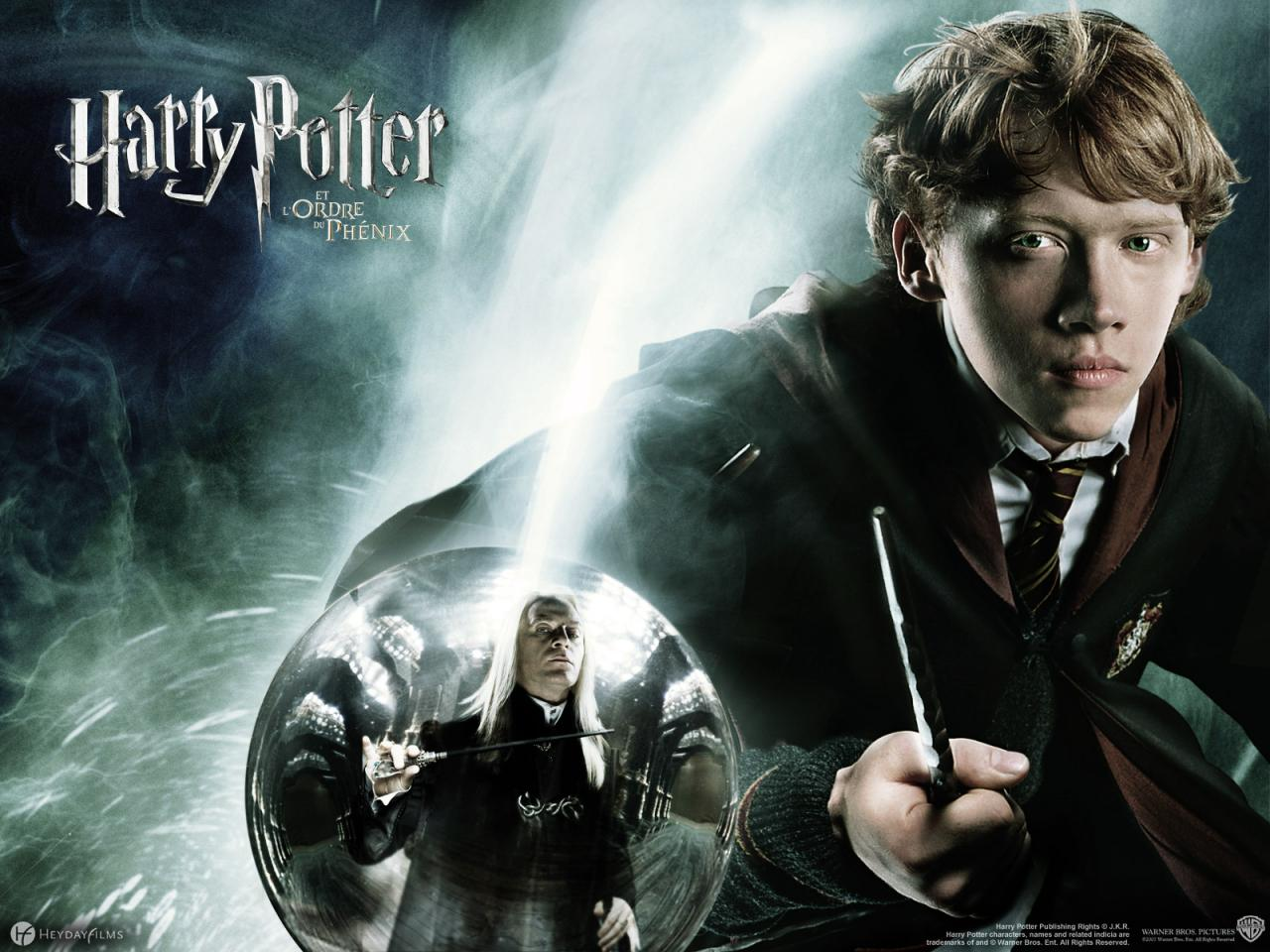 Wallpaper Harry Potter Ron Weasley