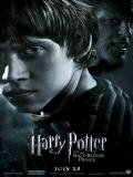 Wallpaper Harry Potter Ron Weasley noir et blanc