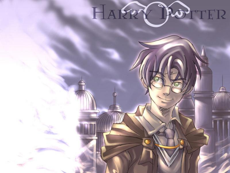 Wallpaper harry Harry Potter