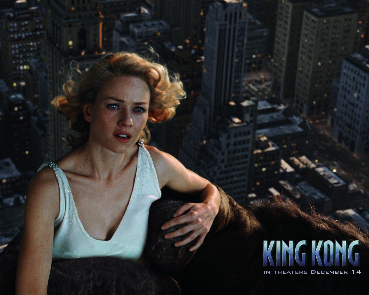 Tout sur le Web fonds d'écran & wallpaper King Kong Naomi ... Naomi Watts