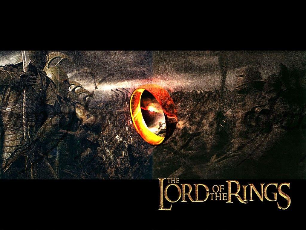 Wallpaper Le Seigneur des Anneaux l anneau