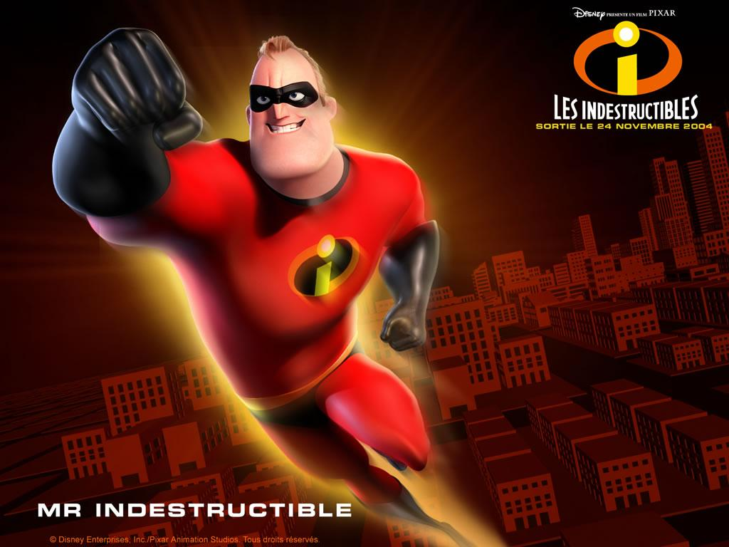 Wallpaper Les Indestructibles mr indestructible