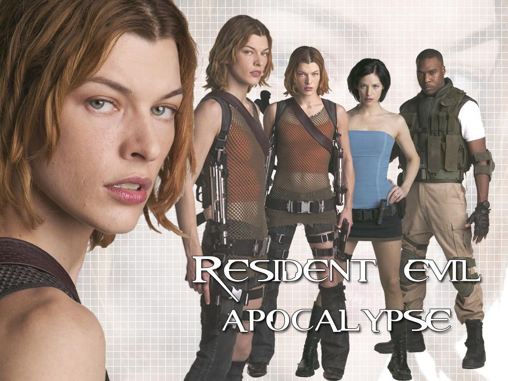 Wallpaper Resident Evil resident evil apocalypse