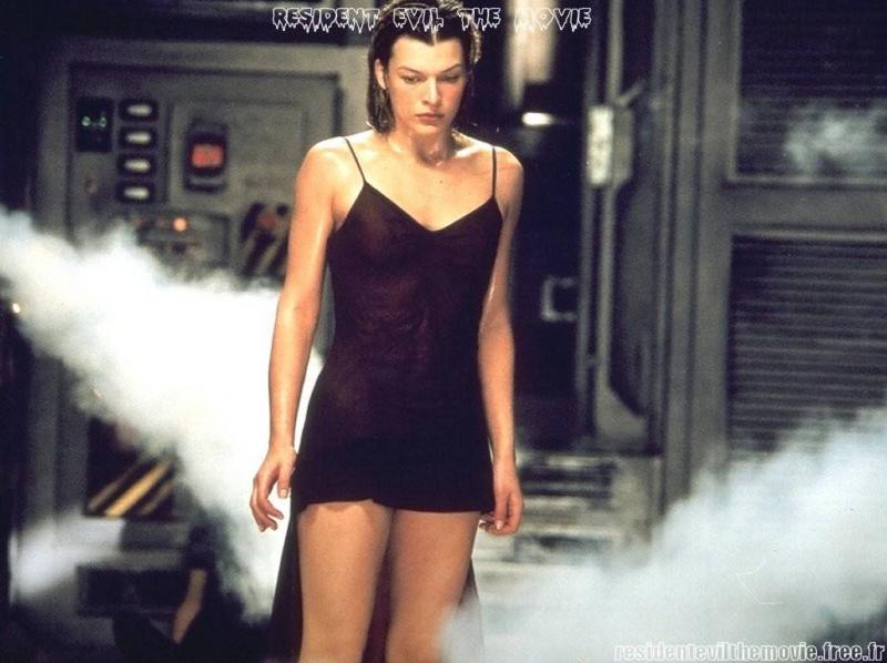 Wallpaper Resident Evil milla jovovich