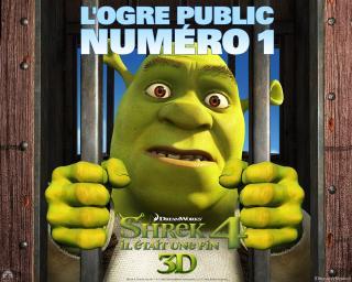 Wallpaper SHREK 4 ogre public numero 1 Shrek