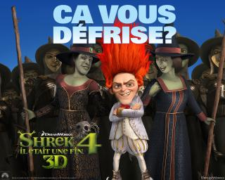 Wallpaper SHREK 4 rumpel Shrek