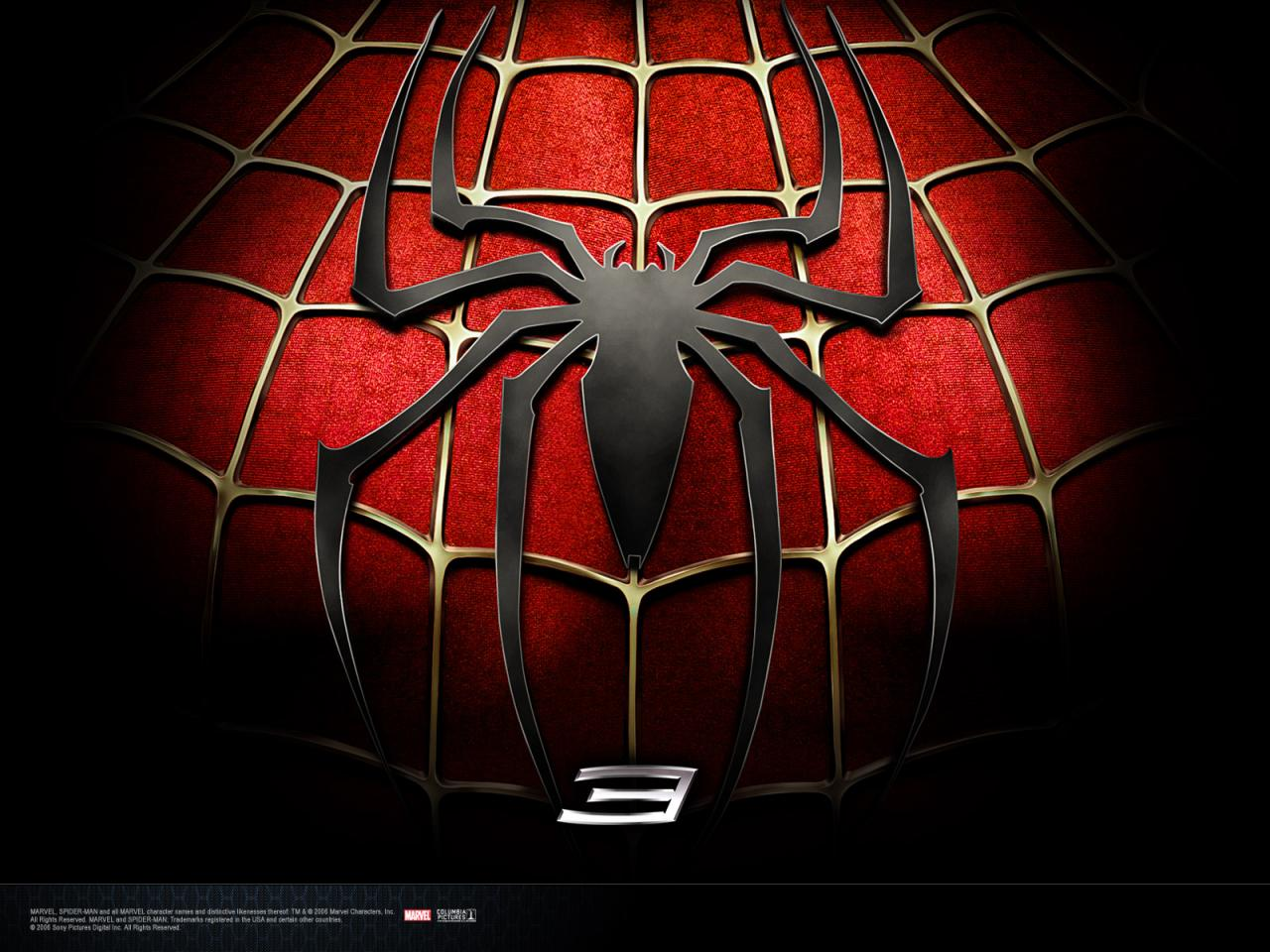 Wallpaper costume rouge Spiderman