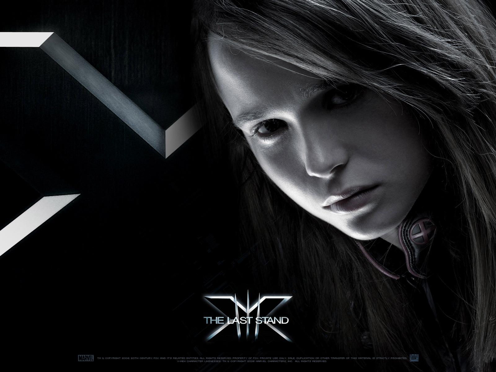 Wallpaper X-men Kitty Pryde Ellen Page