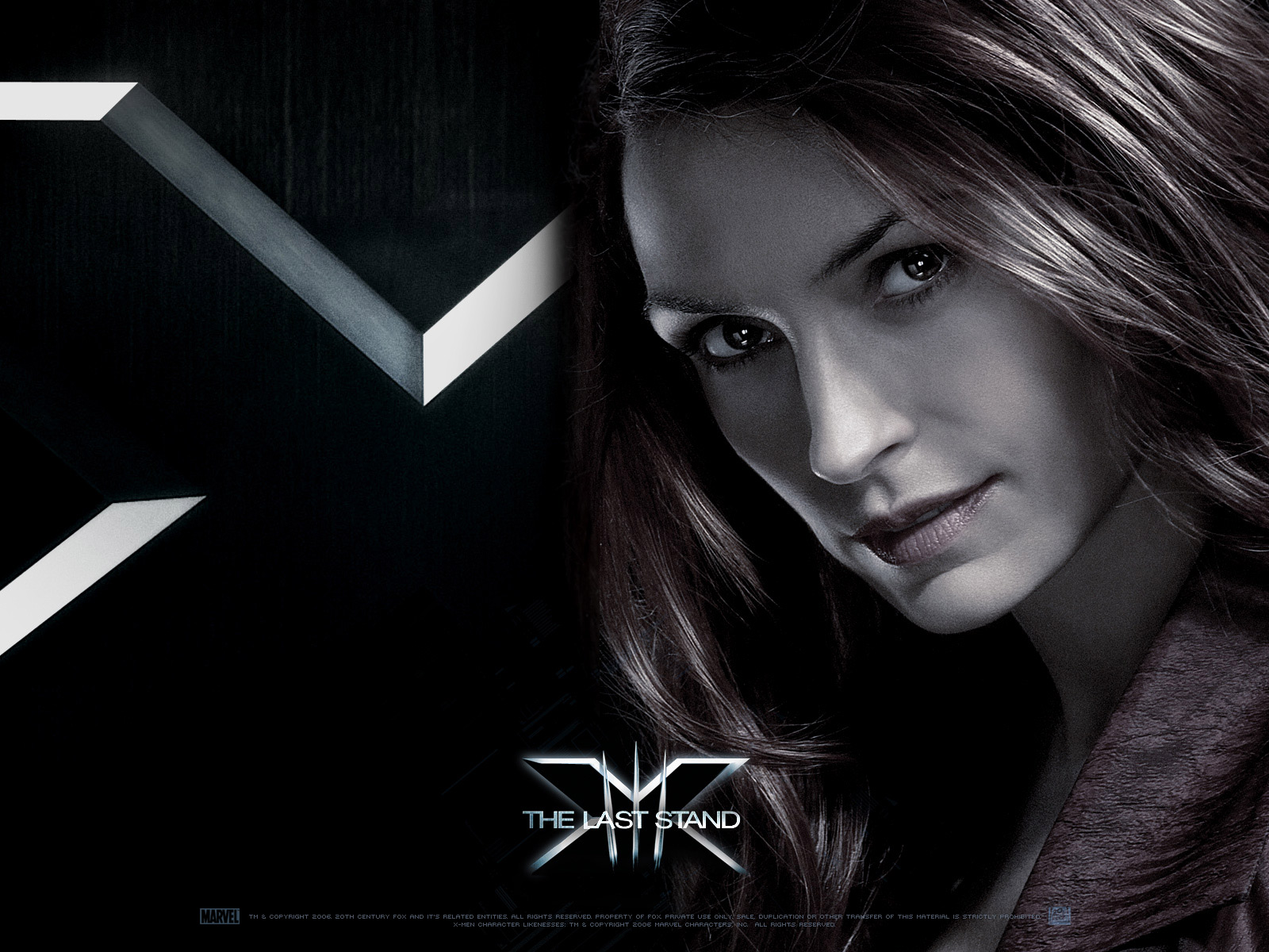 Wallpaper Phoenix docteur Jean Grey X-men