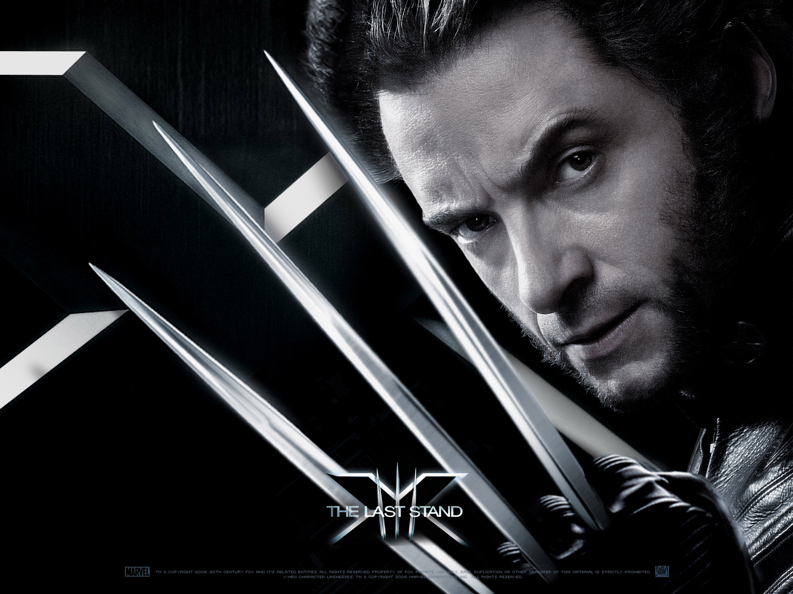 Wallpaper X-men Wolverine Logan Hugh Jackman