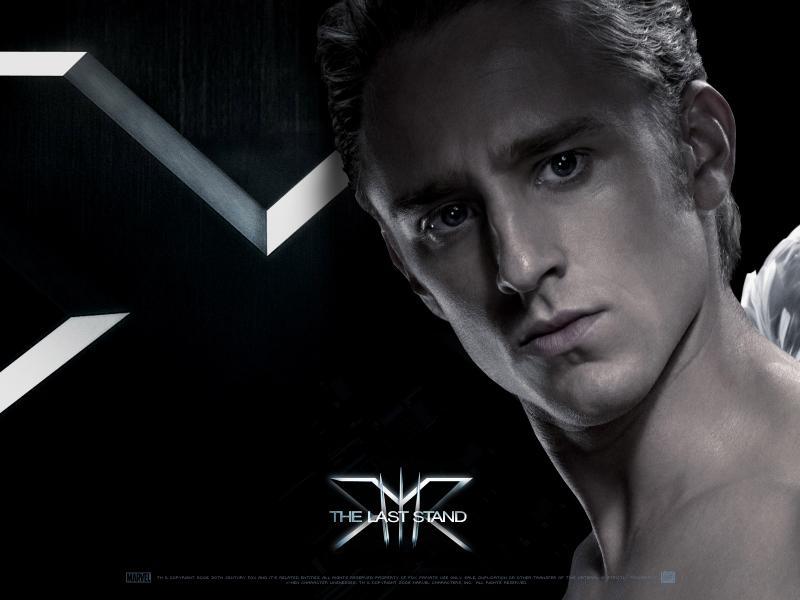 Wallpaper Homme volant X-men