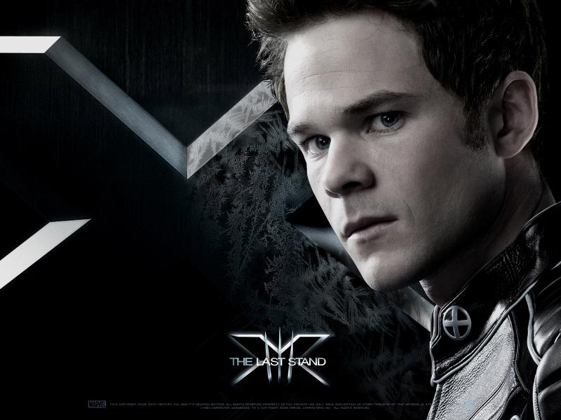 Wallpaper X-men Iceman Shawn Ashmore