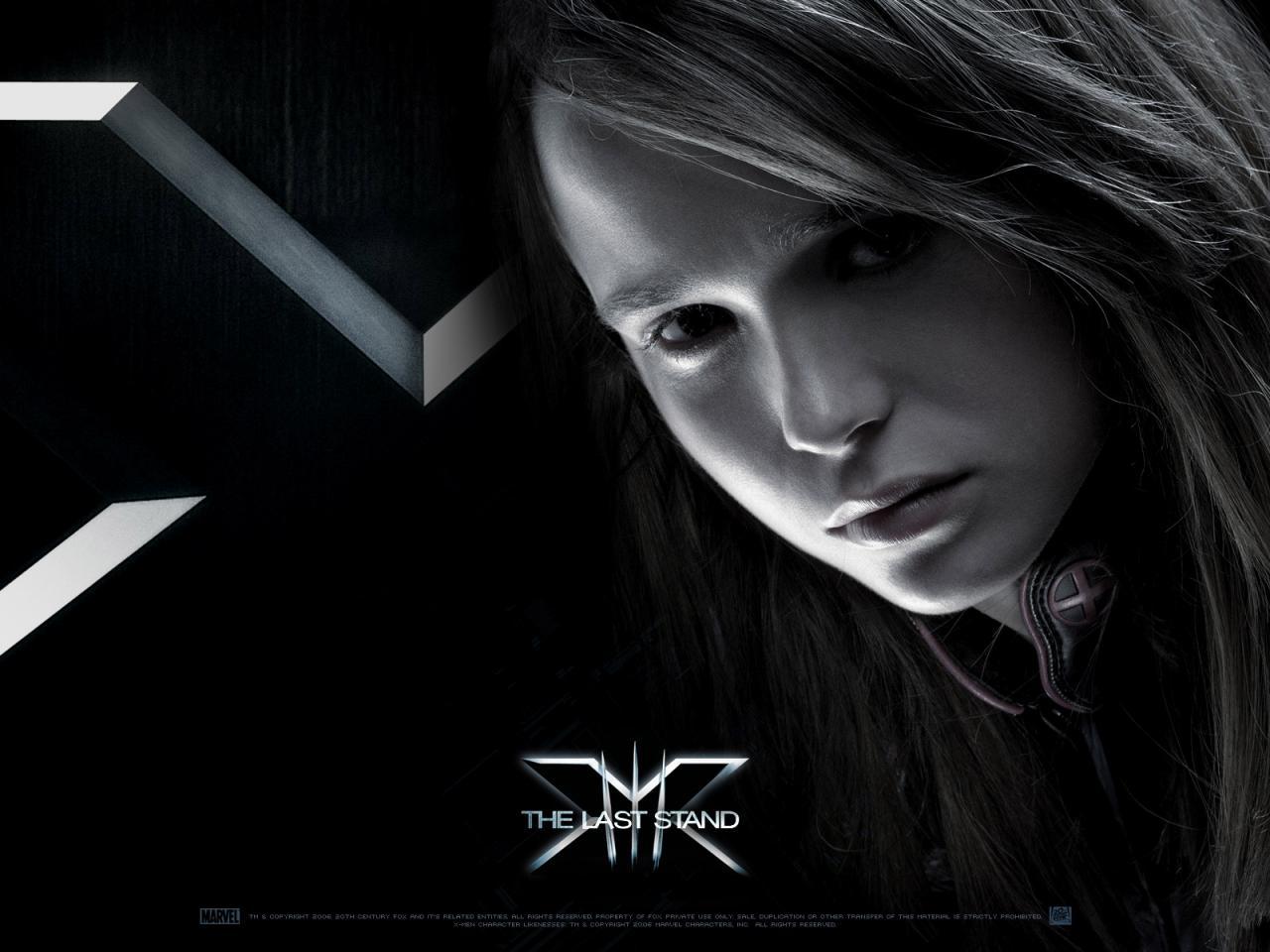 Wallpaper X-men Kitty Pryde Ellen Page