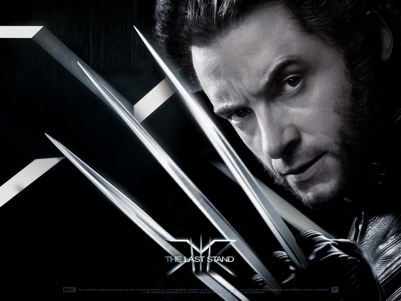 Wallpaper Wolverine Logan Hugh Jackman X-men