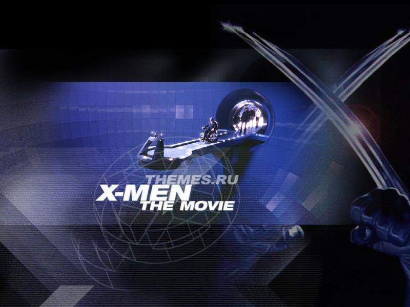 Wallpaper chateau X-men