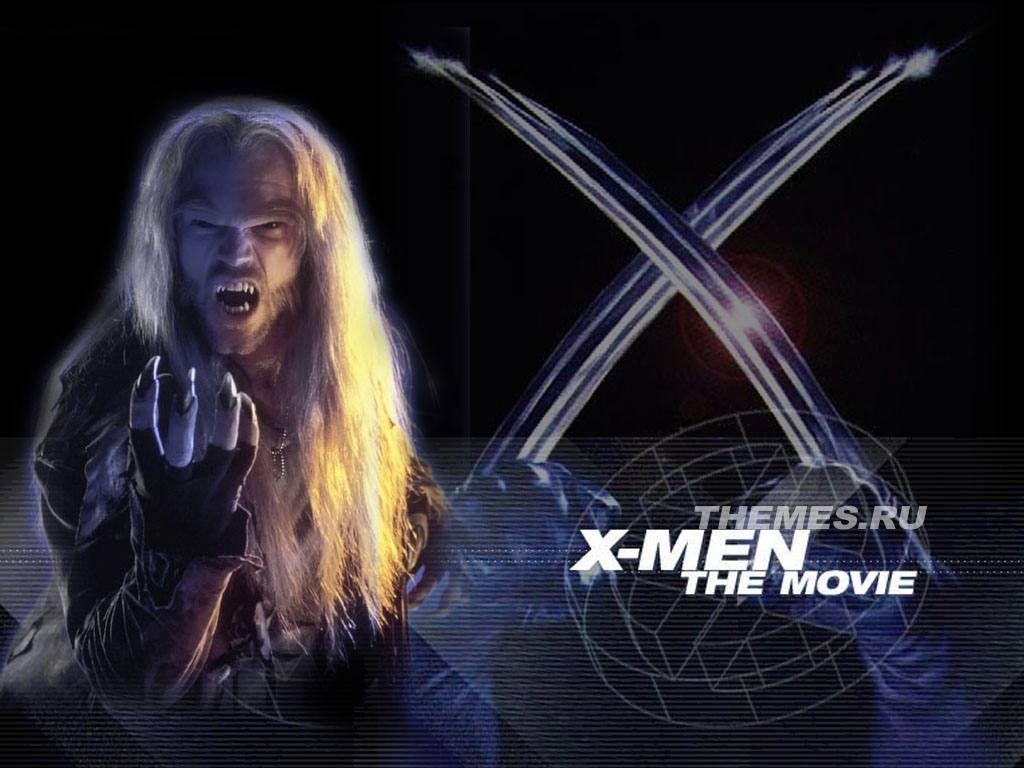 Wallpaper X-men dent de sabre