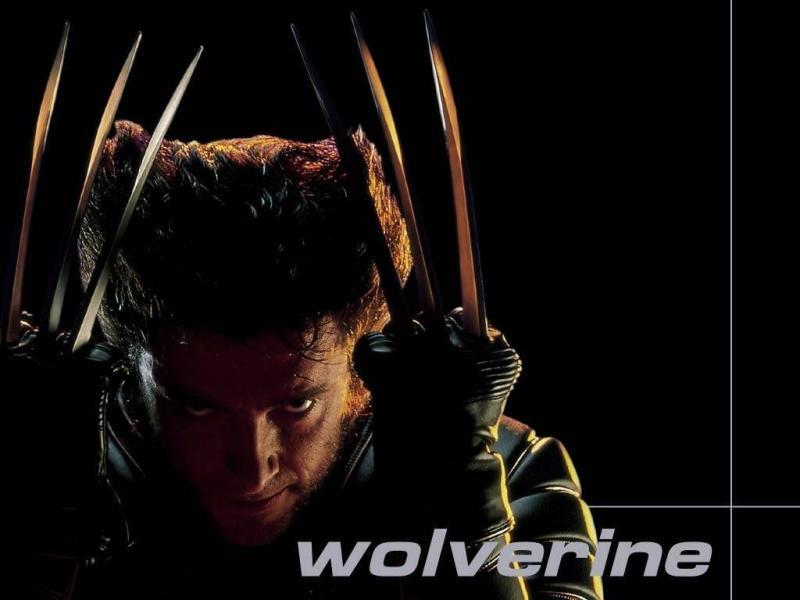 Wallpaper griffe X-men