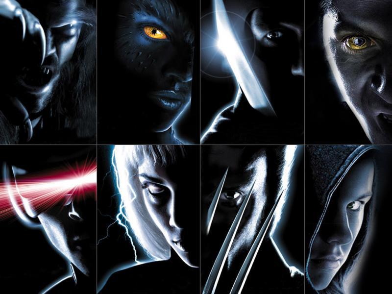 Wallpaper personnages X-men