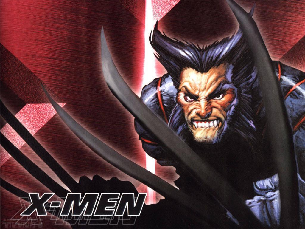 Wallpaper wolverine X-men