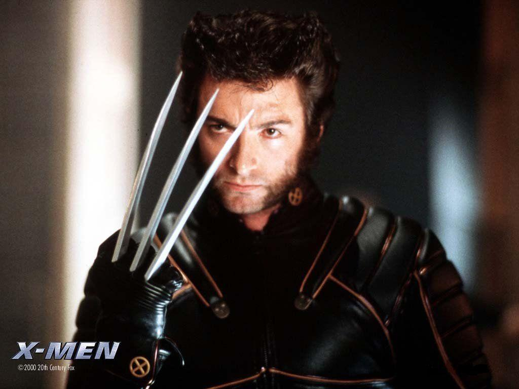 Wallpaper X-men wolverine