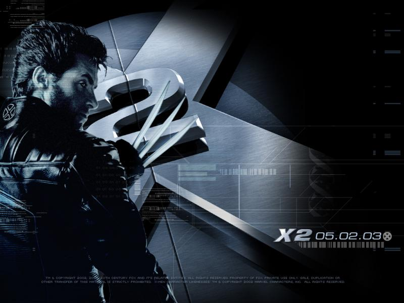Wallpaper x-men 2 X-men