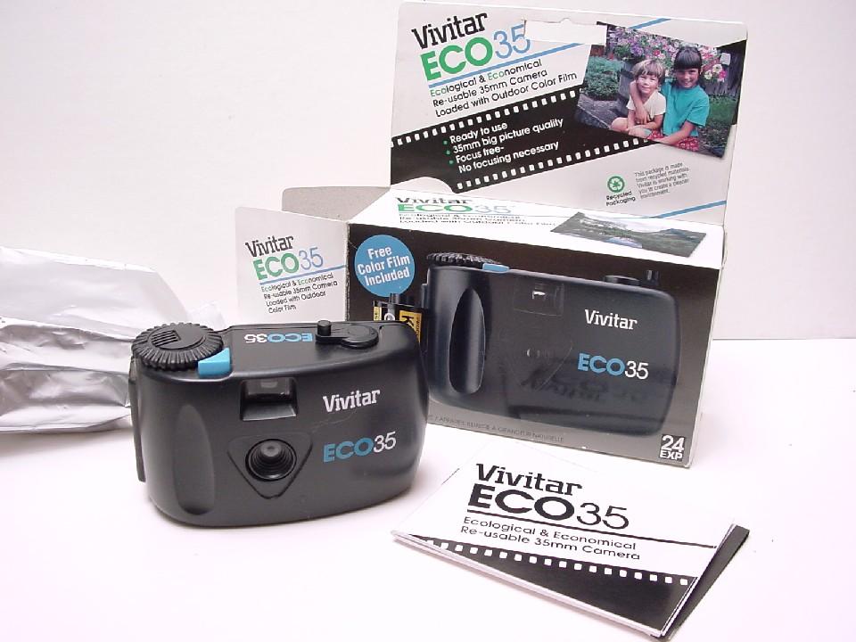 Wallpaper 0059 VIVITAR ECO 35 collection AMI Appareils photos