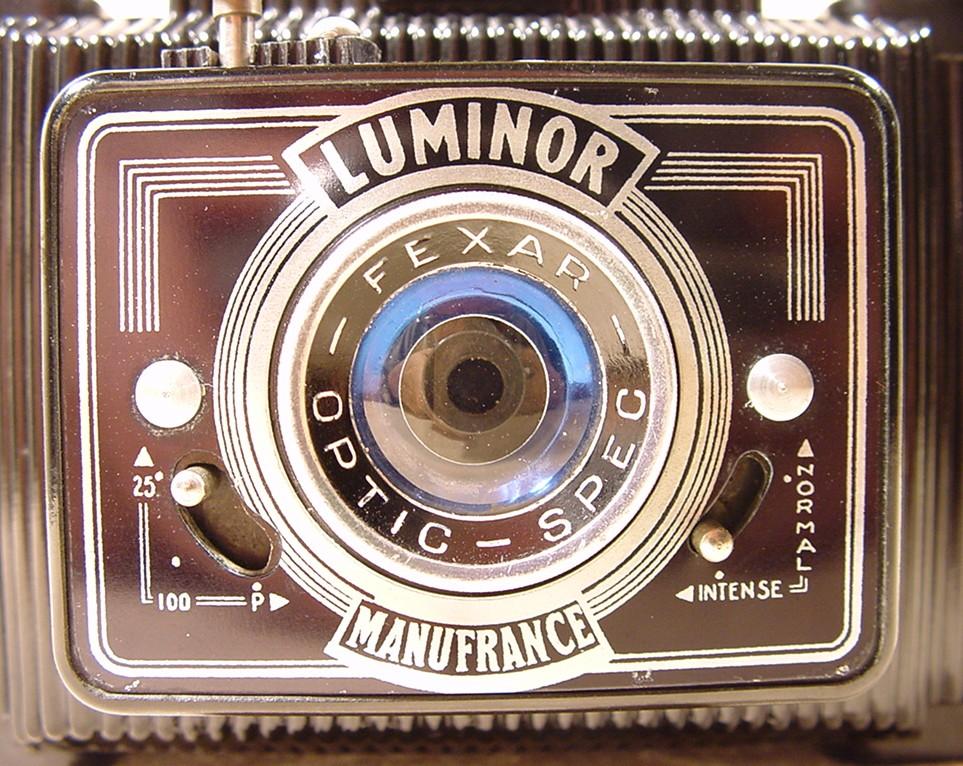 Wallpaper Appareils photos 1696-02 FEX Ultra fex Luminor, collection AMI