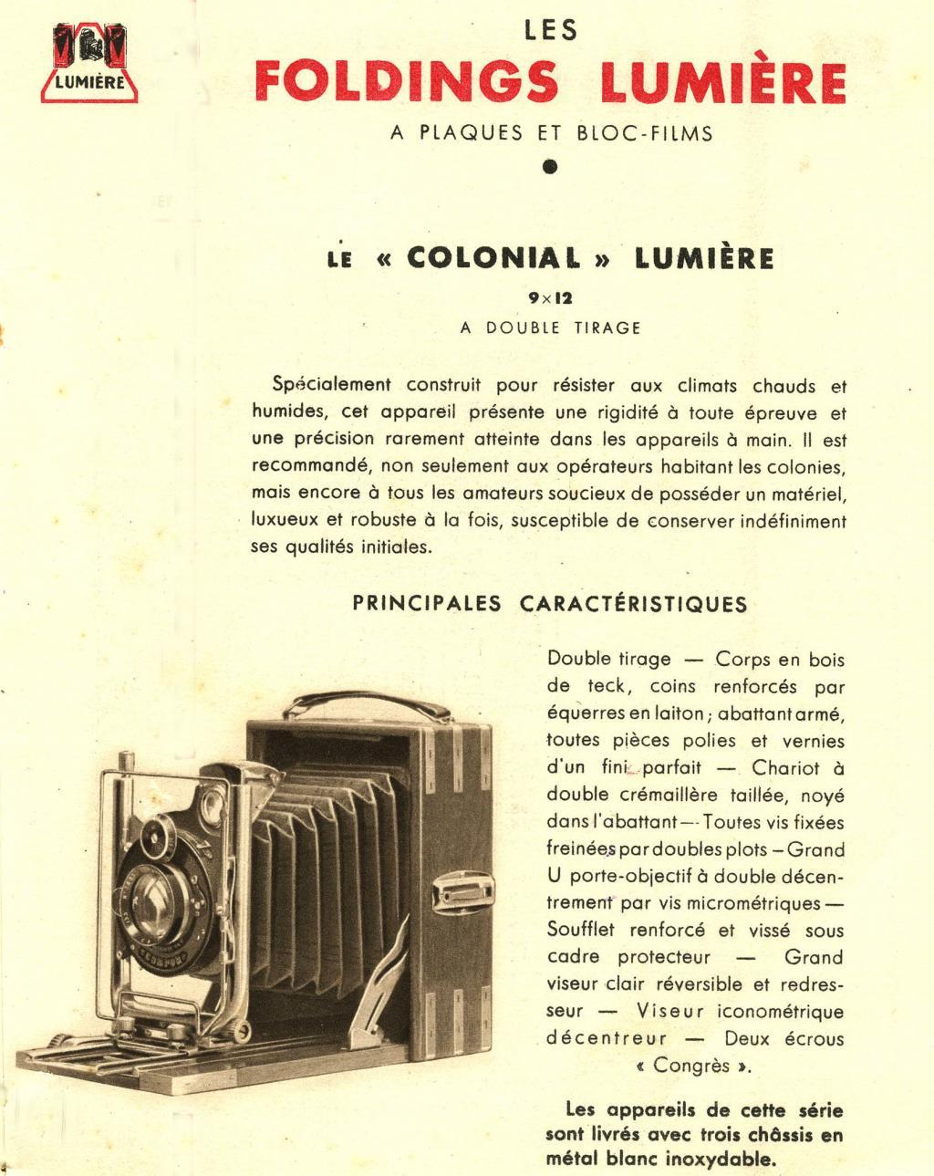 Wallpaper Appareils photos 0571-19 LUMIERE Folding colonial, collection AMI