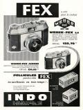 Wallpaper Appareils photos 0674-10  FEX INDO  Weber fex,  collection AMI