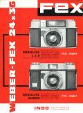 Wallpaper Appareils photos 0674-7 FEX INDO  Weber fex, collection AMI TSLW