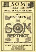 Wallpaper Appareils photos 0693 3  BERTHIOT  Flor  objectif pour praktiflex, collection AMI