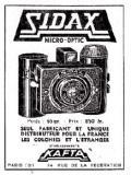 Wallpaper Appareils photos 0733 8  KAFTA  Kaftanski  SIDAX bakelite modsele 2, collection AMI