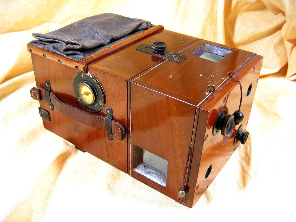 Wallpaper 0887-2 HUTTIG Detective camere 9X12, collection AMI Appareils photos