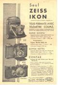 Wallpaper Appareils photos 0977-10 ZEISS-IKON Super nettel modele 1 ,536-24, collection AMI