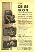 Wallpaper Appareils photos 1101-3 ZEISS-IKON Super Ikonta 531 modele II, collection AMI