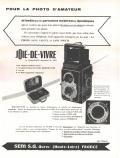 Wallpaper Appareils photos 1140-8 SEM semflex Joie de vivre, modele de luxe, collection AMI