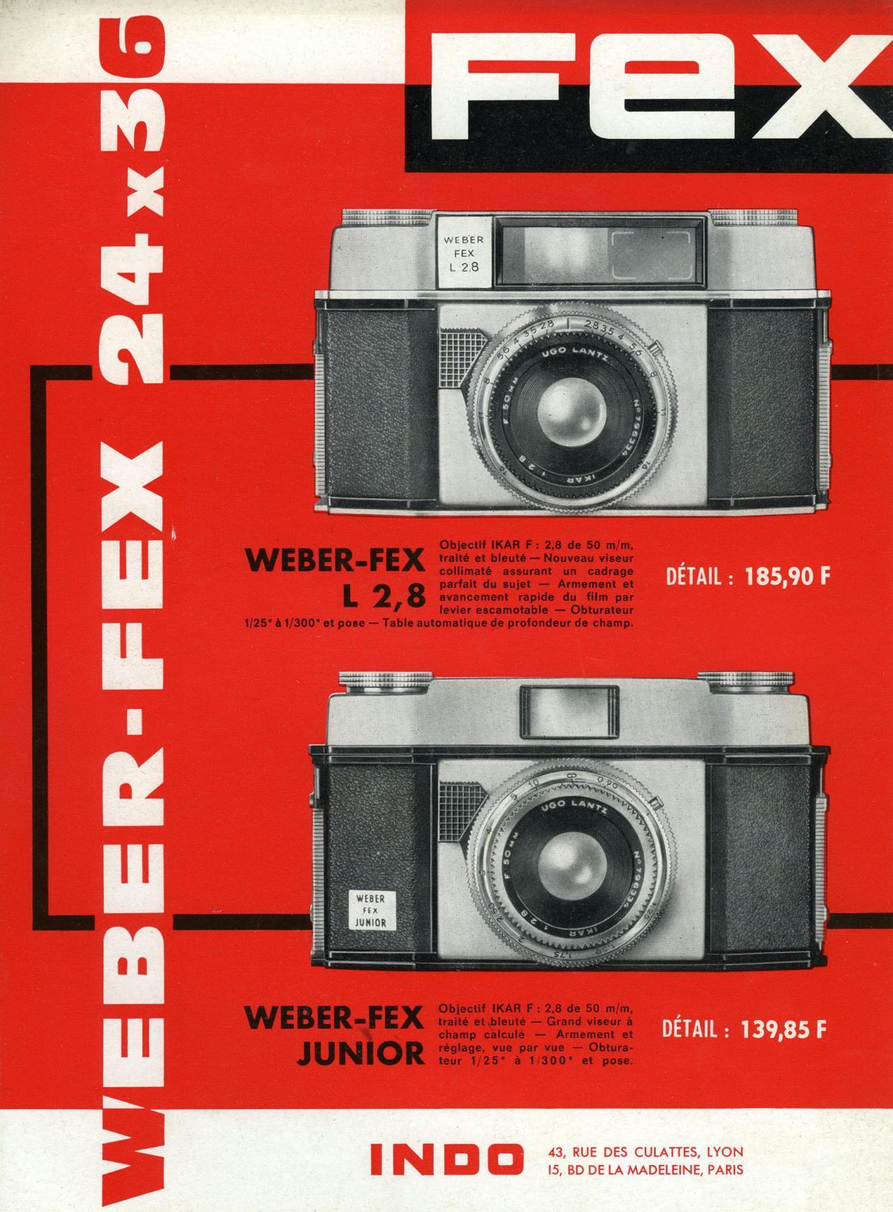 Wallpaper Appareils photos 1205-12 FEX Weber fex 24X36 gris, collection AMI