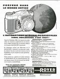 Wallpaper Appareils photos 1414-2  SITO ROYER  Savoyflex 3E automatic, collection AMI