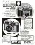 Wallpaper Appareils photos 1414-3  SITO ROYER  Savoyflex 3E automatic, collection AMI