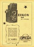 Wallpaper Appareils photos 1484-3  FOTOKIN  Eikon omega, collection AMI