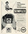 Wallpaper Appareils photos 1496-6  SEM  Semflex otomatic II, collection AMI TSLW