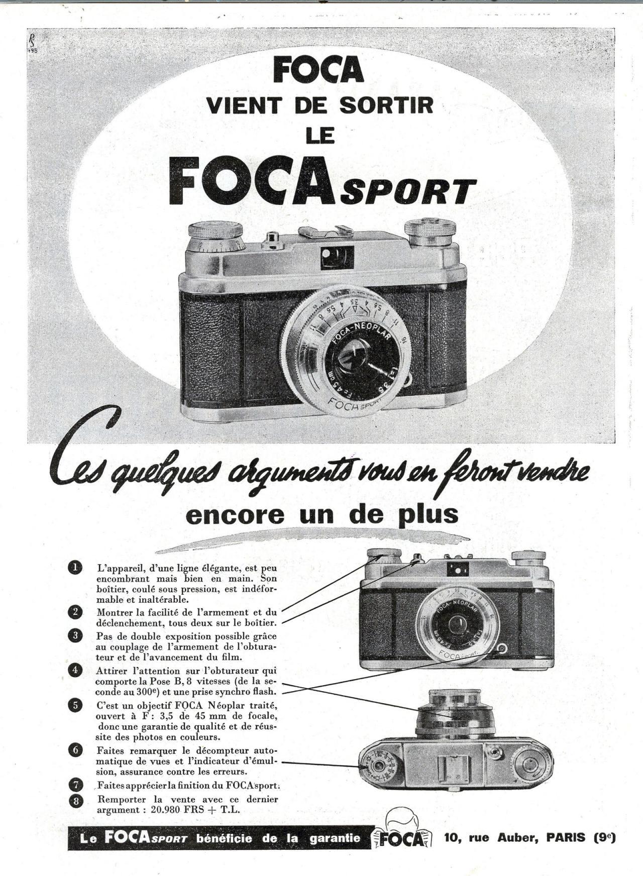 Wallpaper 1615-4  OPL  Focaspoprt I, collection AMI Appareils photos