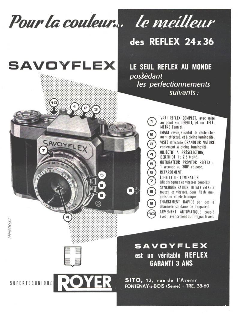 Wallpaper 1633-02 SITO de Royer Savoyflex 1, collection AMI Appareils photos