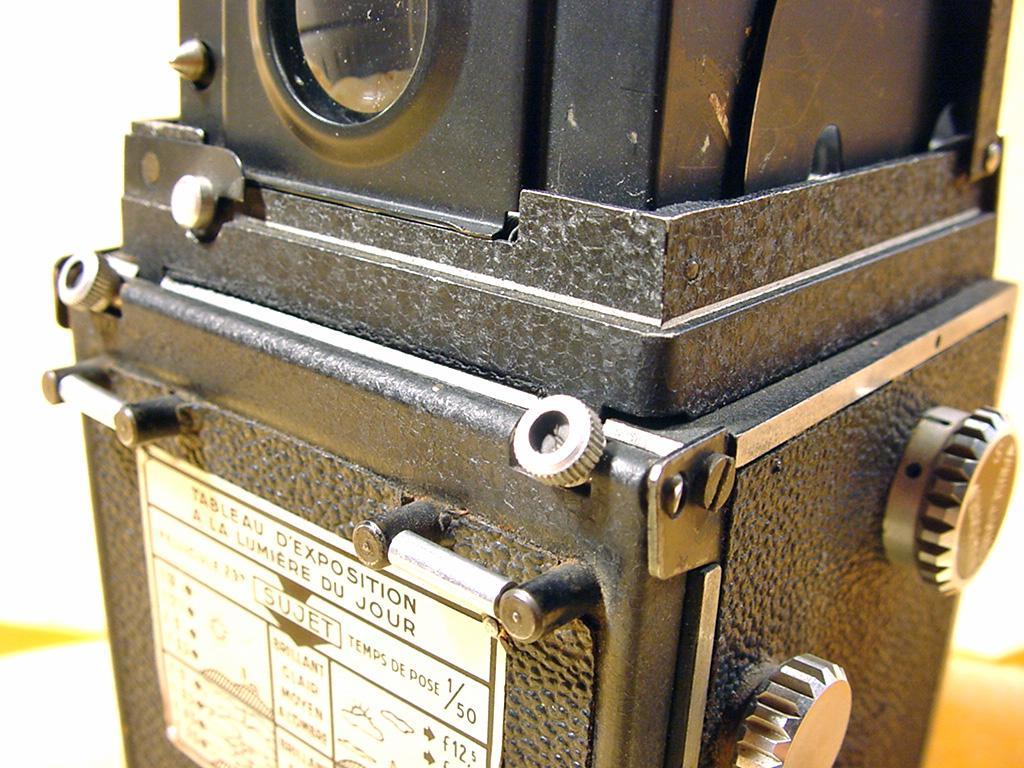 Wallpaper 2069-11  ALSAPHOT  Bioflex 1er modele collection AMI Appareils photos