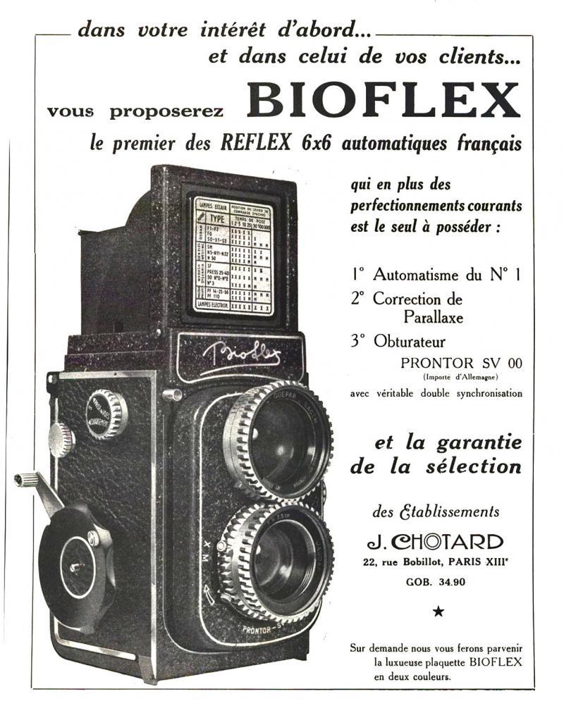 Wallpaper 2069-15  ALSAPHOT  Bioflex 1er modele, collection AMI Appareils photos