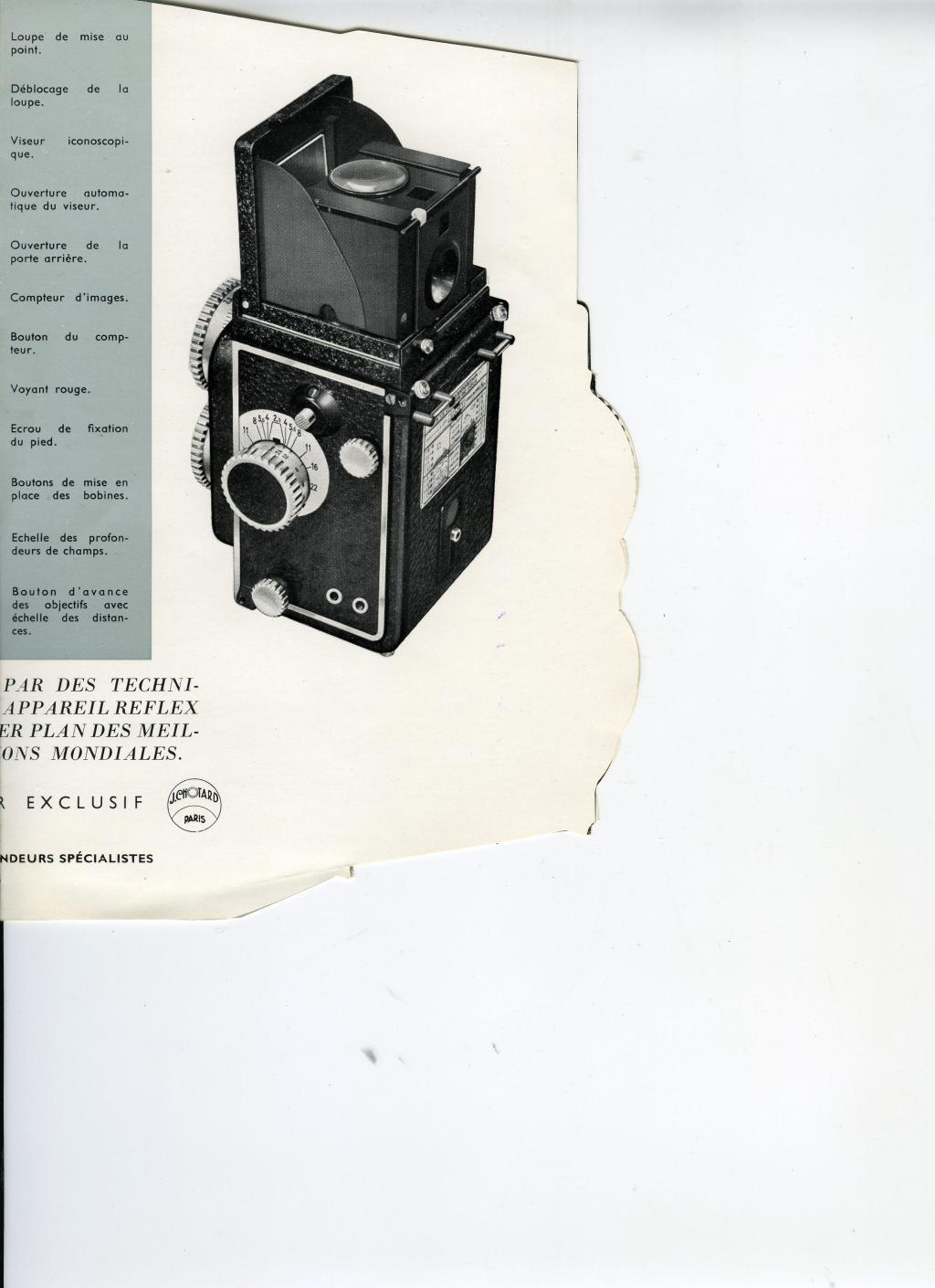 Wallpaper 2069-27  ALSAPHOT  Bioflex 1er modele, collection AMI Appareils photos