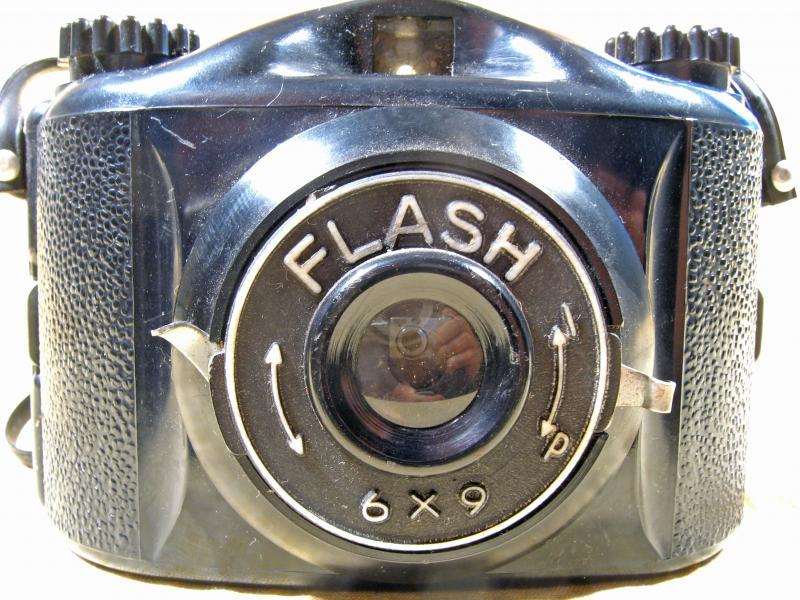 Wallpaper Appareils photos 2116-3  ORLUX  appareil flash de Marchand, collection AMI