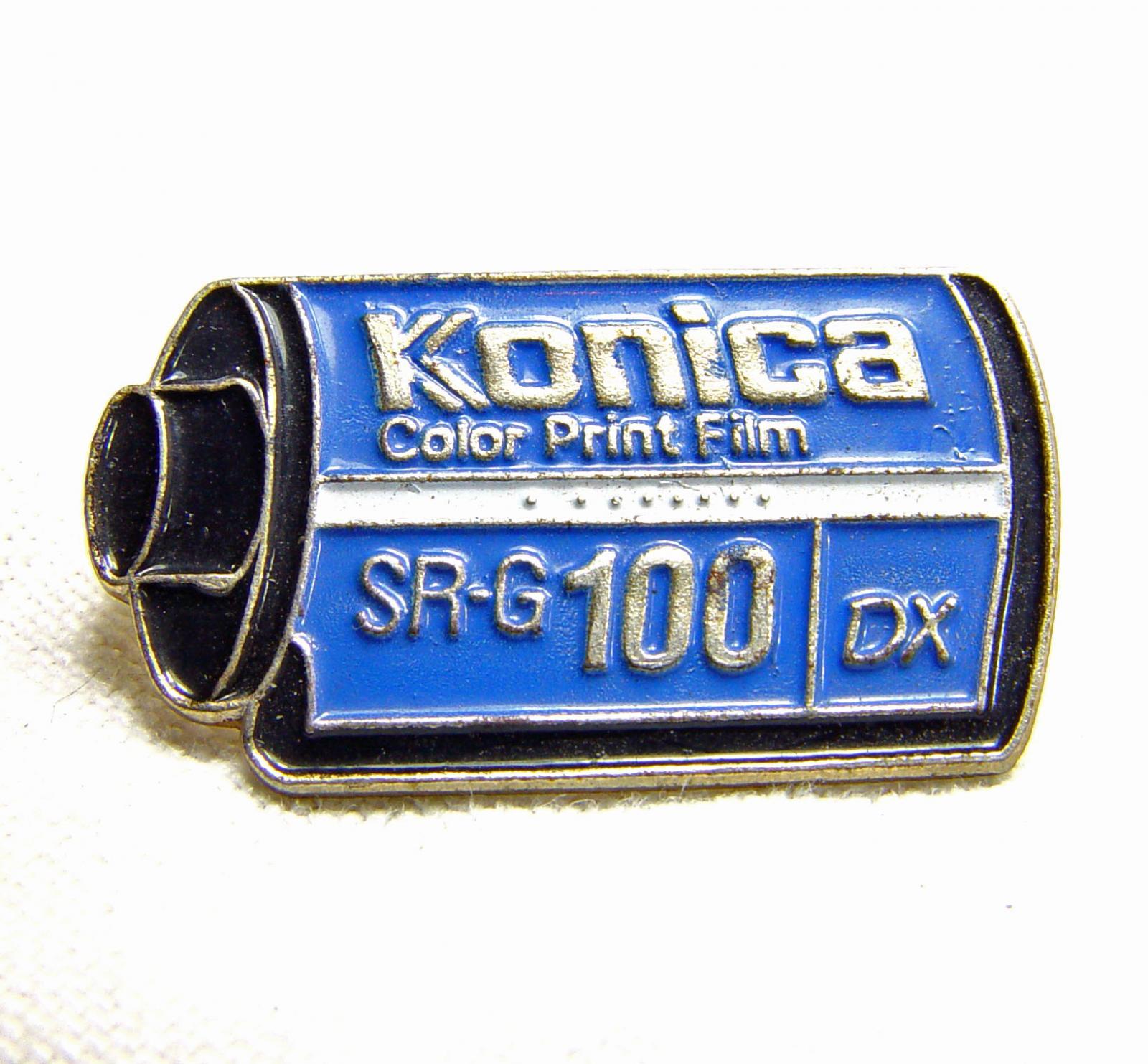 Wallpaper Appareils photos 2530-2  KONICA  Pins  Bobine de film, collection AMI